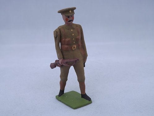 No 81-WW1 Service dress  Peaked Cap