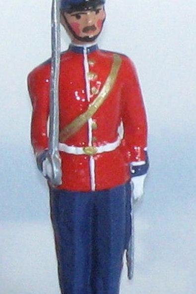 No 135- Fort Henry Guard Officer