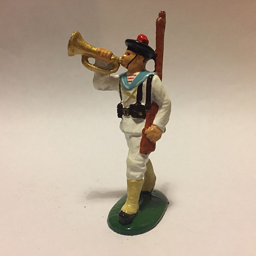 Q3. Quiralu French Sailor Trumpeter