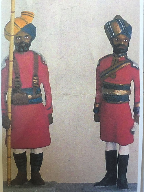 INDIAN ARMY SET 31. 15th Bengal Lancers O