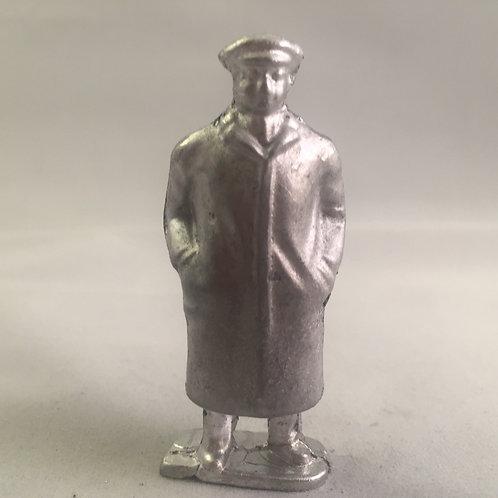 B16. Man in Overcoat