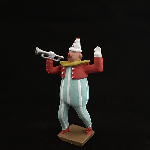 C.11 Clown with Trumpet