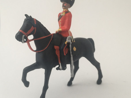 Castings - British Army at Home section gone live today!