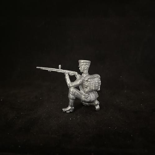 AGWBG.7Bulgarian/Greek  Infantry Kneeling Firing (12 figure unit)