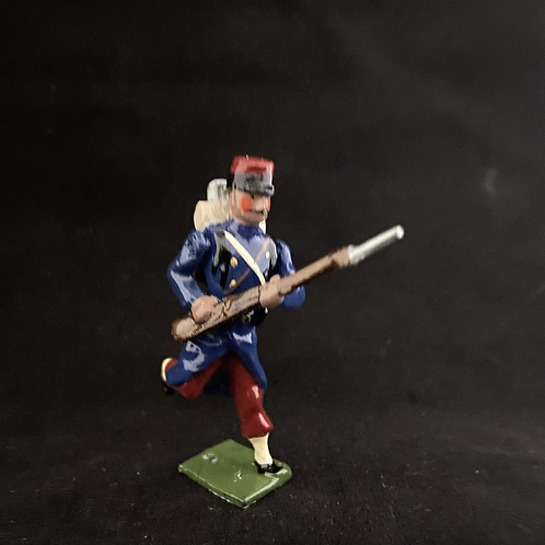 AGWF1. French Infantry Charging