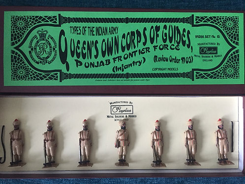 Queens Own Corps of Guides (Infantry)