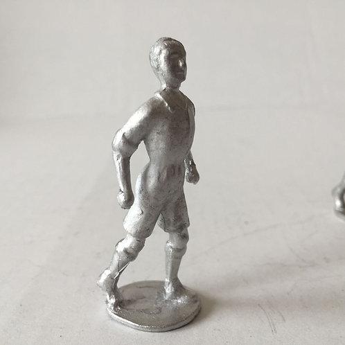 Footballer Walking