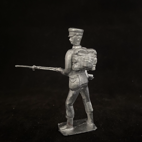 AGWBG.6Bulgarian/Greek  Infantry Standing and Kneeling at ready (12 figure unit