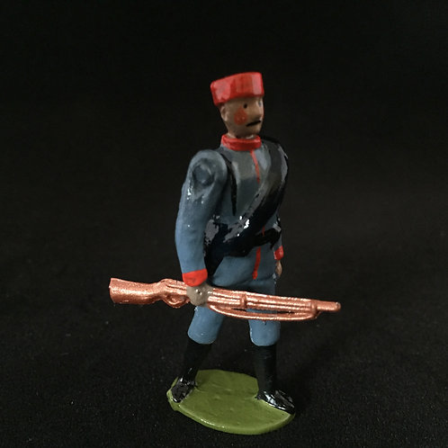No 130-Montenegrian Infantry