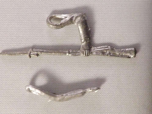 18 - Present Arms - Pair