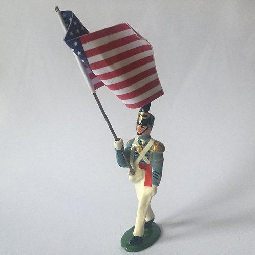 Q25. West Point Cadet Standard Bearer