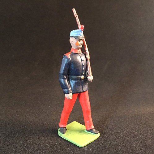No 131-Spanish Infantry