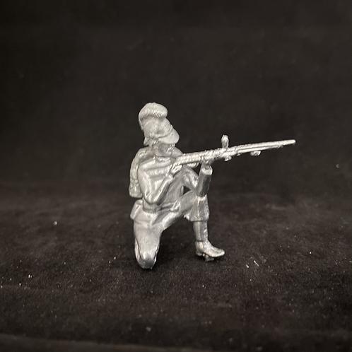 AGWKB.7Bavarian Infantry Kneeling Firing (12 figure unit)