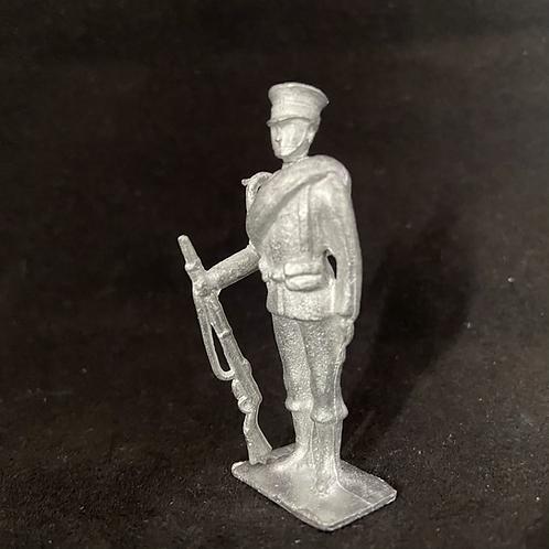 AGWJ.13Japanese Infantry Attention (Rolled Blanket) ( 12 figure unit)