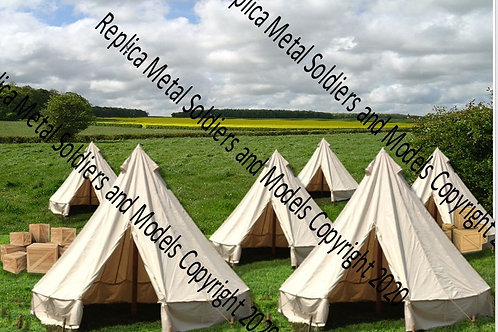 BD9.Bell Tents Backdrop