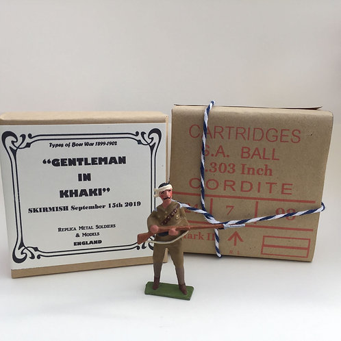 Gentleman in Khaki - Skirmish Show 2019 Special ltd Edition