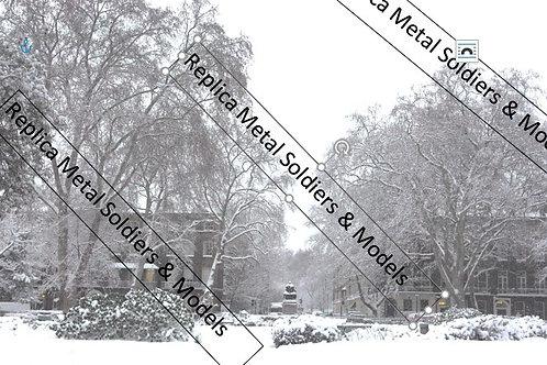 BD10. Winter Backdrop