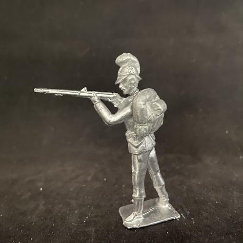 AGWKB.5Bavarian Infantry Kneeling and Standing Firing (12 figure unit)