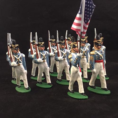 QP2. West Point Cadets Summer Uniform