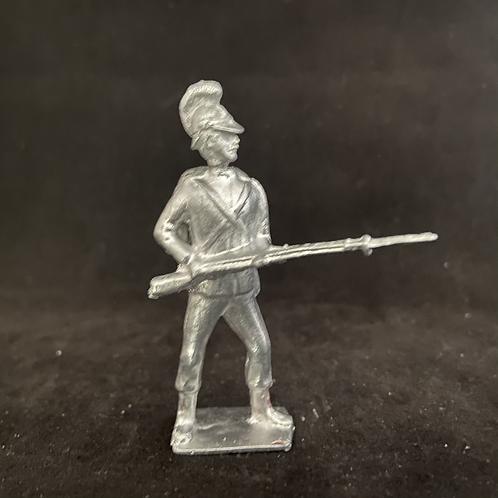 AGWKB.9Bavarian Infantry Firing and at ready (12 figure unit)