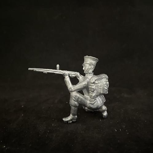 AGWJ.5Japanese Infantry Kneeling and Standing Firing (12 figure unit)