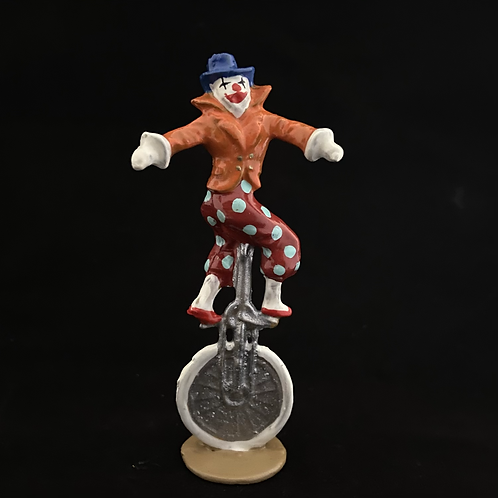 C10. Unicycle Clown