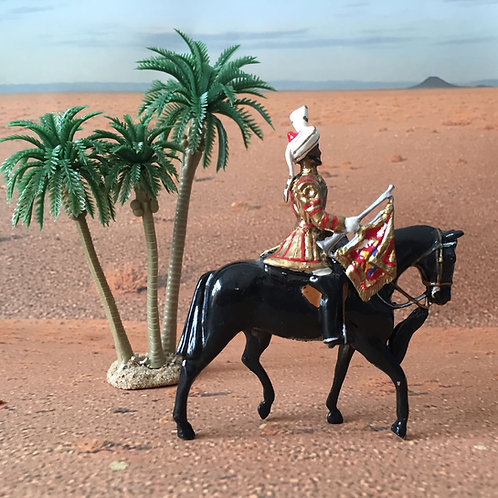 Painted Indian State Trumpeter 1903 /1911
