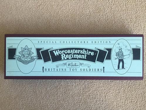Britains Set 8804 Worcestershire Regt
