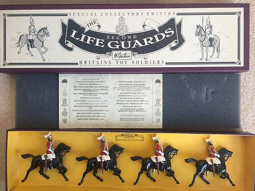Britains Set  8829 2nd Life Guards