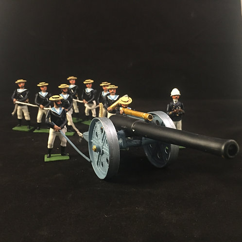 "4.7"" Gun and Crew Castings Deal"