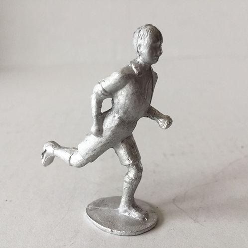 Running Footballer
