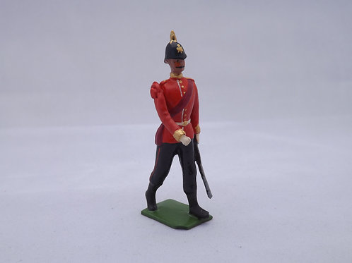 No 29-Line Infantry Officer