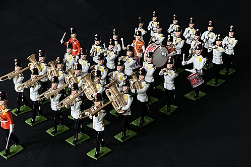 Band 7.Fort Henry Guard. Choice of 12- 36 Piece band