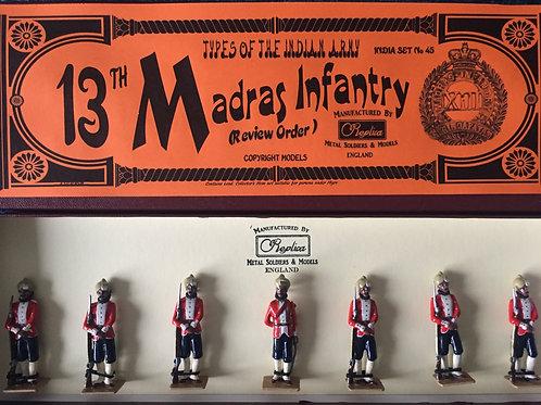 13th Madras Infantry