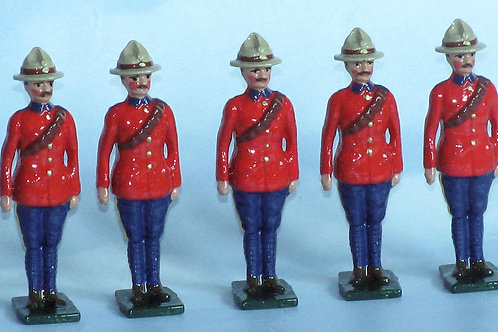 No 137-Mountie