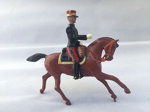 309 Mounted French Officer
