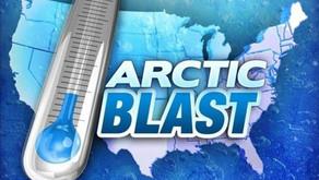 Potential Arctic Blast!