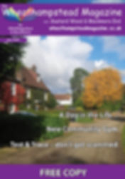Front Page Wheathampstead Magazine July