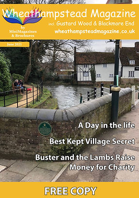 Front Page Wheathampstead Magazine June