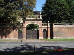 Wheathampstead House Entrance