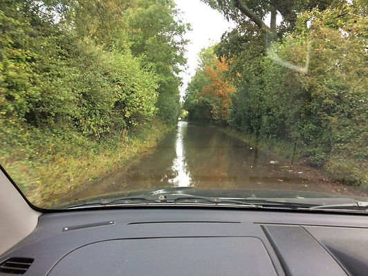 Wheathampstead Flood.JPG