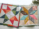 Lone-Star-Baby-Quilt-Quilt-Along-Part-I-