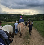 Disabled Riding Stables,  Harpenden, Local Life