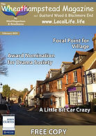 Wheathampstead Febuary 2019 Front Page.j