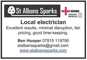 St Albans Sparks magazine text Feb 20 8t