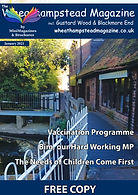 Front Page Wheathampstead Magazine Janua