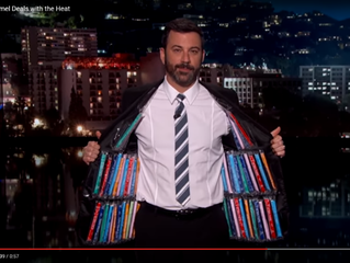 Check out our cool client @OtterPops on @JimmyKimmel Live! Who knew the refreshing frozen pops made