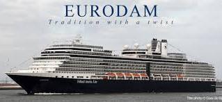 THE CRUISE GURU SETS SAIL ON HOLLAND AMERICA'S EURODAM!