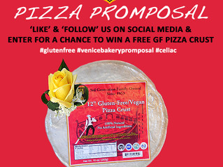Congratulations to the Venice Bakery Promposal Contest Winner!