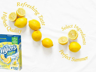 Stay Hydrated With Wyler's Light This Summer